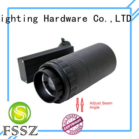 FSSZ quality track light housing only supplier for clubs