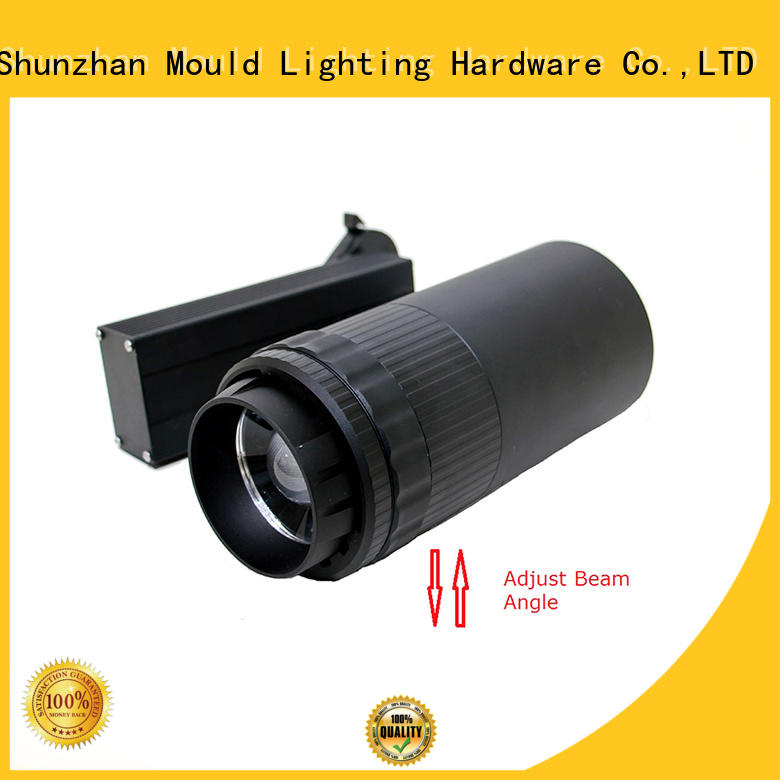 quality track light fitting housing factory price for hotels