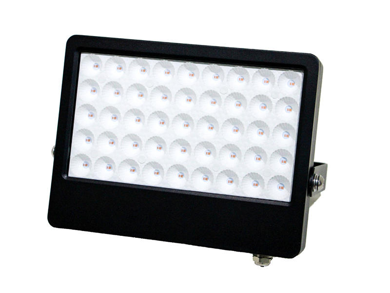 P series flood light housing