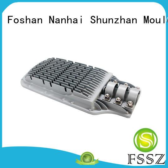 FSSZ adjustable holder street light housing customized for courtyard