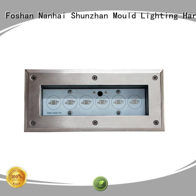 FSSZ LED light housing high temperature resistance in ground light fixtures from China for subway