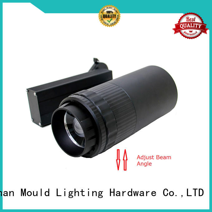 FSSZ LED light housing quality led commercial light fixtures tracking for clubs