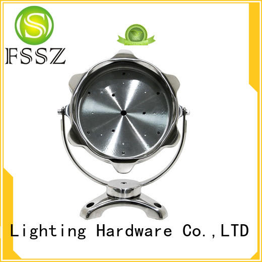 FSSZ stainless pool light fittings personalized for fountains