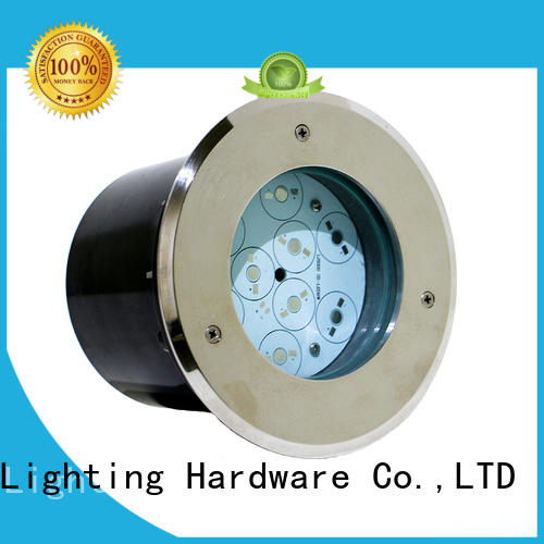 FSSZ LED light housing in ground light fixtures from China for park