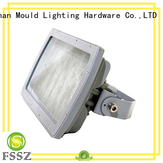 FSSZ led light fittings factory for tunnel