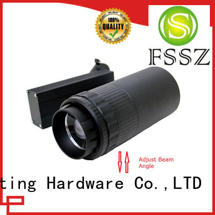 quality track light fitting 9102tj25w supplier for clubs