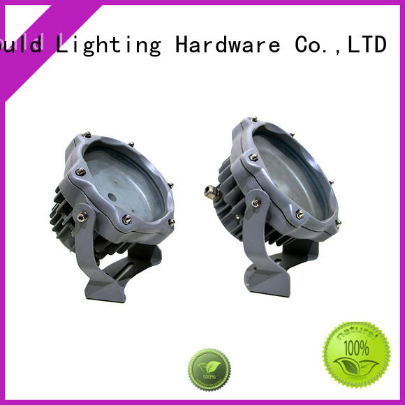 stainless led flood light housing only inquire now for ball room