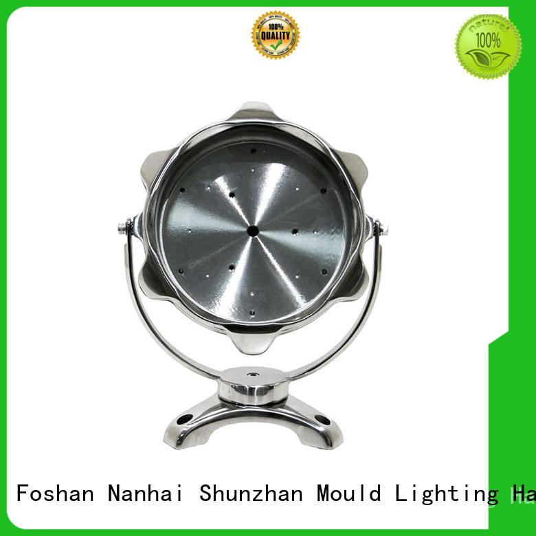 die casting led pool light fixture housing supplier for swimming pools