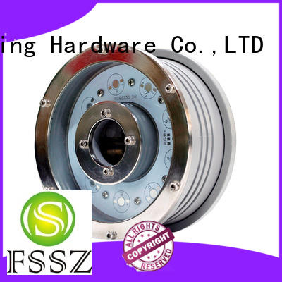 FSSZ swimming pool light fitting factory price for outdoor