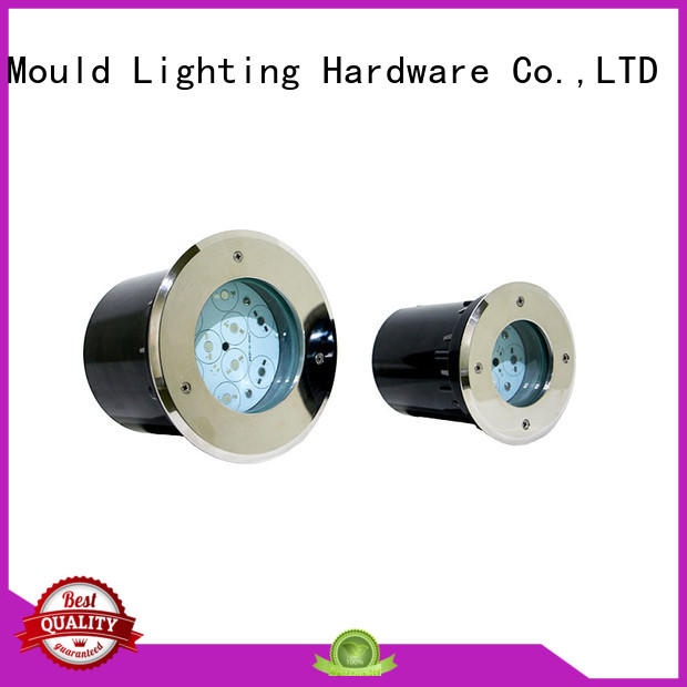 elegant outdoor ground lighting fixtures housing customized for tunnel