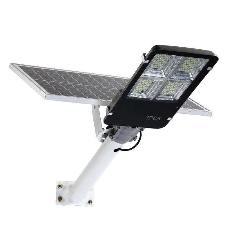direct sale factory  high lumen aluminum IP65 100W solar LED street  light