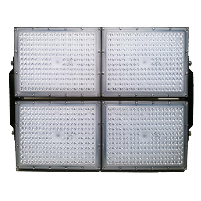 led lights housing 640w ip65 die cast aluminum led flood light housing waterproof light housing
