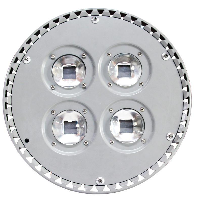 aluminum led housing parking lot light 120w 300w LED High Bay Light Housing 8003J120