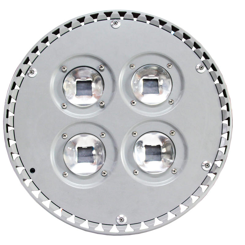 aluminum led housing parking lot light 120w 300w LED High Bay Light Housing 8003J120