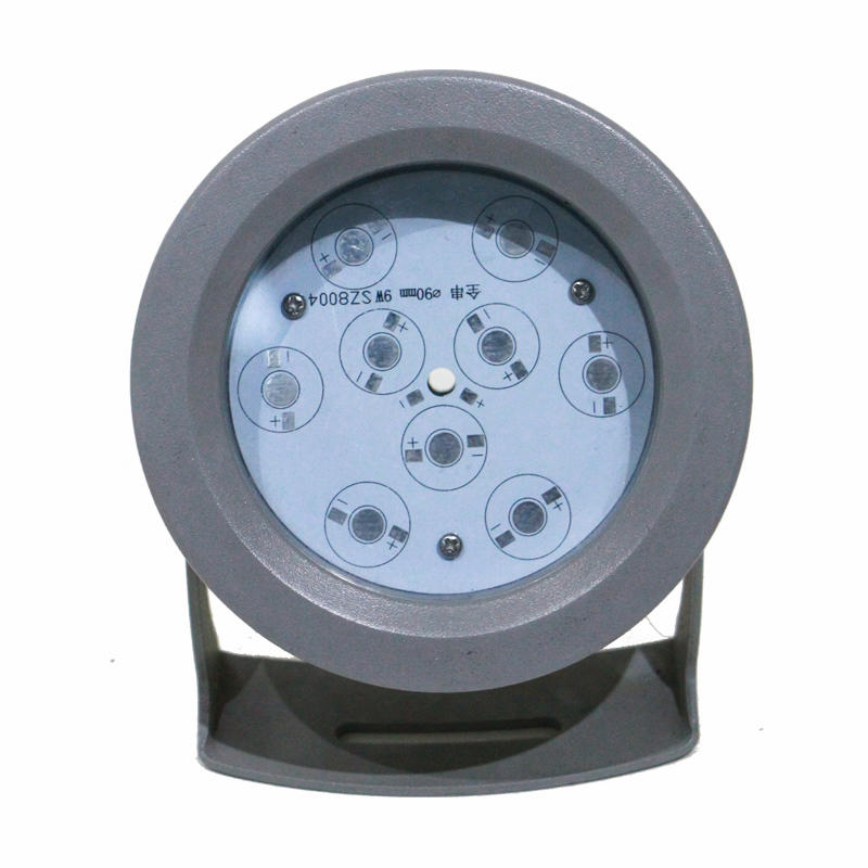 led lights housing IP65 9W 12W waterproof outdoor die cast aluminum led flood light housing 2003A9