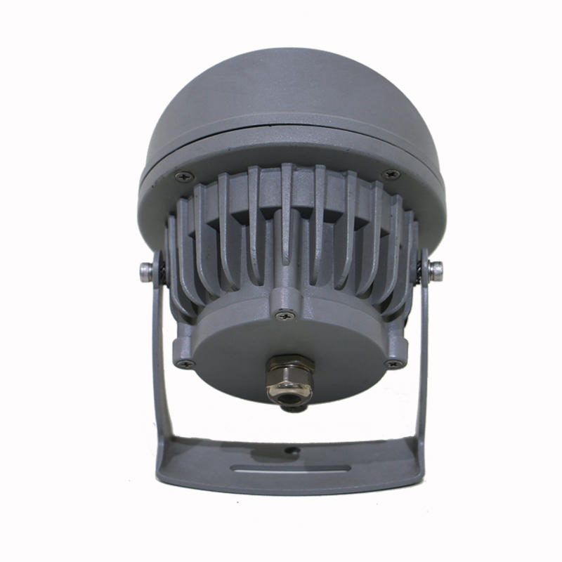 led lights housing 3w 6w die casting led outdoor lighting led flood light housing 2018A3