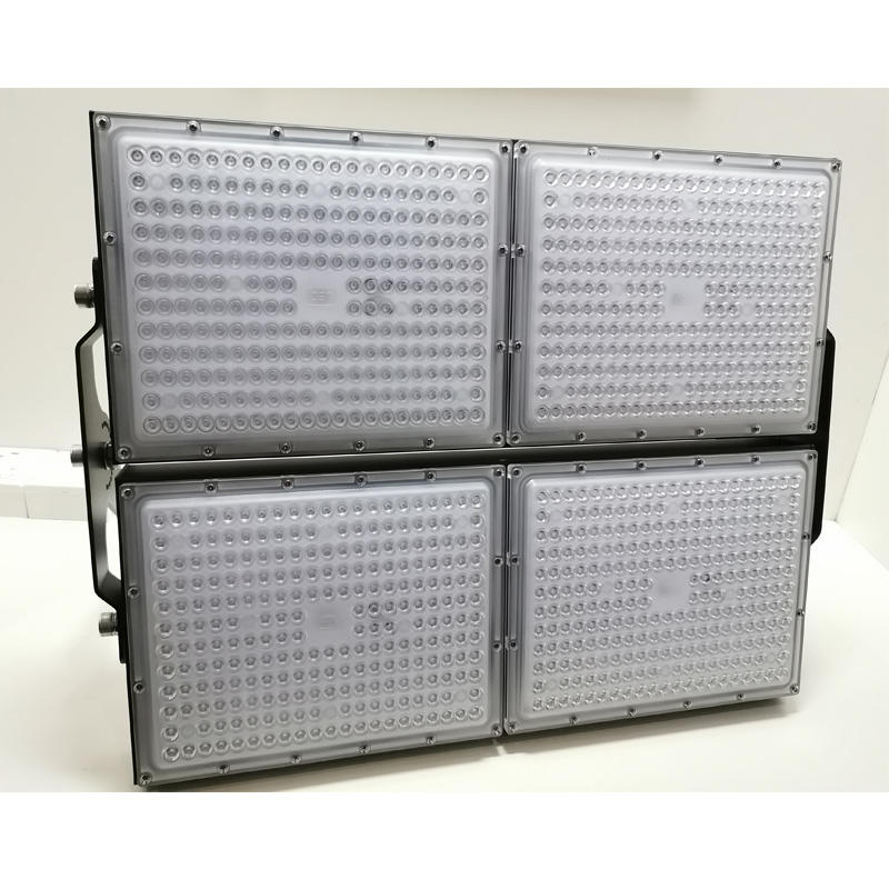 FSSZ outdoor flood light housing 640w ip65 die cast aluminum led flood light housing TG19A-2X2