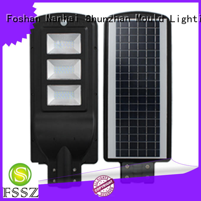 FSSZ solar light design for home