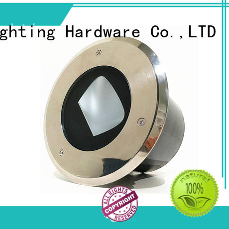 excellent LED underground light housing customized for park