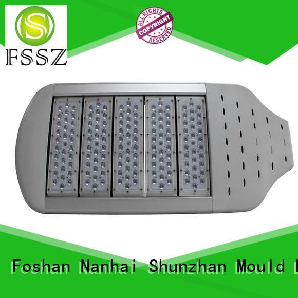 eco-friendly led street light housing manufacturer for main road