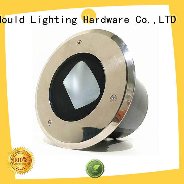 FSSZ LED light housing high temperature resistance in ground light fixtures customized for subway
