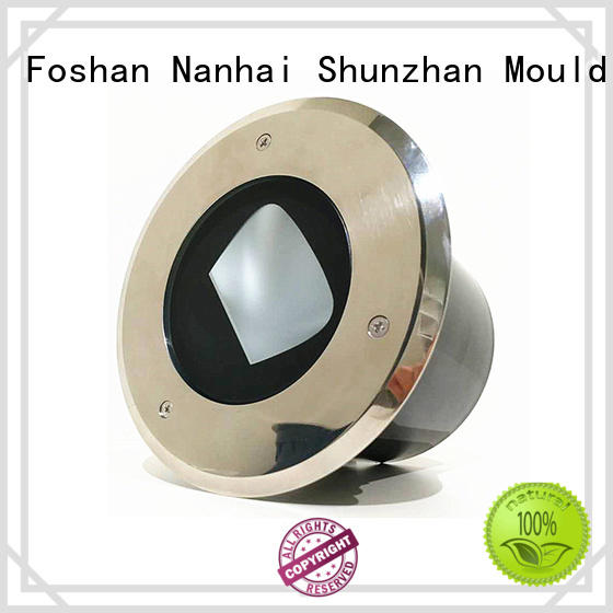FSSZ LED light housing in ground light fixtures directly sale for subway