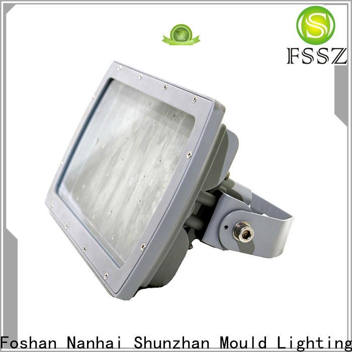FSSZ led light fitting design for mine