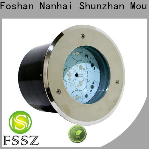 FSSZ quality LED underground light housing directly sale for subway