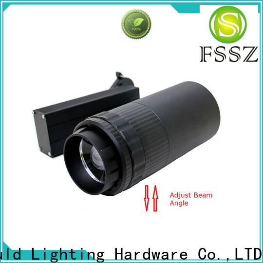 quality track light fitting housing wholesale for counters