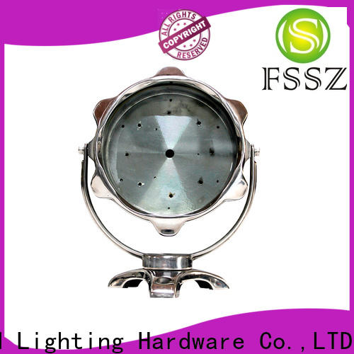 FSSZ quality pool light fittings factory price for swimming pools
