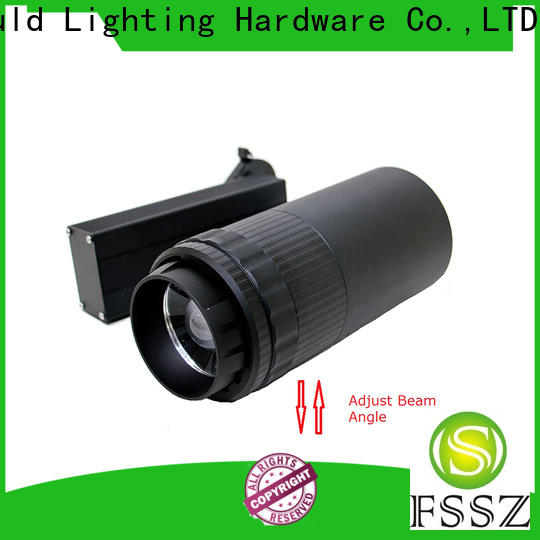 FSSZ light track light housing only supplier for windows