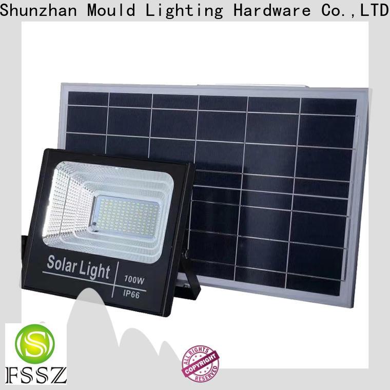 FSSZ long-lasting solar led lights factory for home