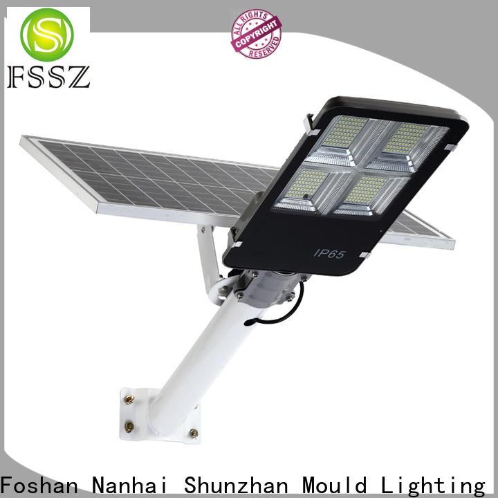 FSSZ long-lasting solar light design for outdoor